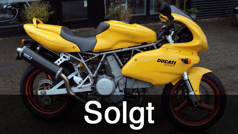 Ducati 750 Supersport IE